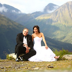 Girdwood Wedding: Martina & Jasen at Alyeska Resort by Joe Connolly