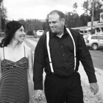 Girdwood Wedding: Martina & Jasen Around Girdwood by Joe Connolly