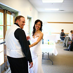 Girdwood Wedding: Martina & Jasen at Our Lady of the Snows by Joe Connolly