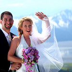 Girdwood Wedding: Jennifer & Jake at Alyeska Resort by Joe Connolly