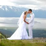 Girdwood Wedding: Jolene & Aaron at Alyeska Resort by Joe Connolly
