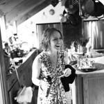 Girdwood Wedding: Jolene & Aaron at Raven Glacier Lodge by Joe Connolly