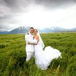 Girdwood Wedding: Jolene & Aaron Around Girdwood by Joe Connolly