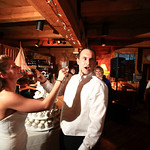 Girdwood Wedding: Brittanie & David at the Turnagain House by Joe Connolly