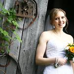 Girdwood Wedding: China & Waylon at Crow Creek Mine