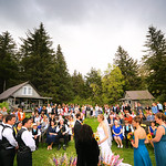 Girdwood Wedding: China & Waylon at Crow Creek Mine