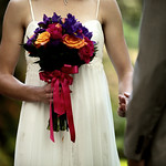 Girdwood Wedding: Laurie & Mackie at Raven Glacier Lodge by Joe Connolly