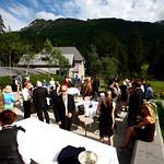 Girdwood Wedding: Deborah & Travis at Alyeska Resort by Joe Connolly