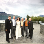 Girdwood Wedding: Debbie & Eddie at Bird Point by Joe Connolly