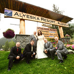 Girdwood Wedding: Debbie & Eddie Around Girdwood by Joe Connolly