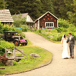 Girdwood Wedding: Emily & James at Crow Creek Mine