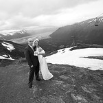 Girdwood Wedding: Lena & Jacob at Alyeska Resort by Philip Casey