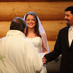 Girdwood Wedding: Stephanie & Dale at Our Lady of the Snows by Joe Connolly