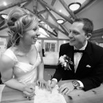 Girdwood Wedding: Delaine & Steven at Our Lady of the Snows Chapel by Joe Connolly