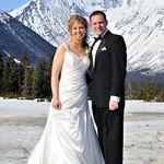 Girdwood Wedding: Delaine & Steven Around Girdwood by Ralph Kristopher