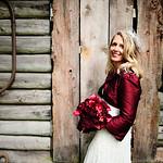 Girdwood Wedding: Keri & Robert at Raven Glacier Lodge
