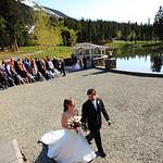 Girdwood Wedding: Jenna & Travis at Alyeska Resort