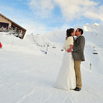 Girdwood Wedding: Carolyn & Scott at Alyeska