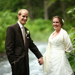 Girdwood Wedding: Jennifer & Todd At Raven Glacier Lodge by Joe Connolly
