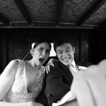 Girdwood Wedding: Jen & Arturo at Crow Creek Mine by Joe Connolly