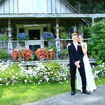 Girdwood Wedding: Jen & Arturo at Crow Creek Mine by Joe Connolly
