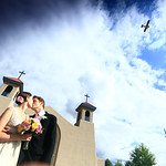 Anchorage Wedding: Jen & Arturo at Our Lady of Guadalupe Church by Joe Connolly