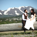 Girdwood/Anchorage Wedding: Jacy & Dave Along the Seward Highway by Joe Connolly