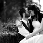Girdwood Wedding: Jacy & Dave at Raven Glacier Lodge by Joe Connolly
