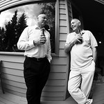 Anchorage Wedding: Jacy & Dave at a Private Residence by Joe Connolly