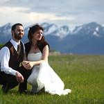 Girdwood/Anchorage Wedding: Jacy & Dave Along the Seward Highway by Joe Connolly