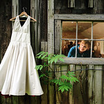 Girdwood Wedding: Julie & Brandon at Crow Creek Mine