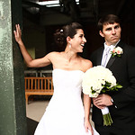 Girdwood Wedding: Kate & Matt at Our Lady of the Snows