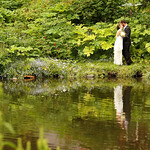 Girdwood Wedding: Katelyn & Brad at Crow Creek Mine