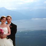 Girdwood Wedding: Christina & Andrew at Alyeska Resort by Joe Connolly