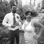 Girdwood Wedding: Brandi & James at Raven Glacier Lodge by Joe Connolly