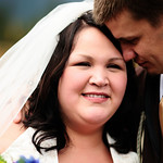 Girdwood Wedding: Kathleen & Byron at Moose Meadows
