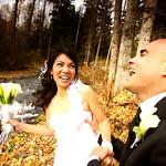 Girdwood Wedding: Rosanna & Terry at Raven Glacier Lodge by Joe Connolly