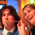 Girdwood Wedding: Mary & Justin at Jack Sprat by Joe Connolly