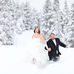 Girdwood Wedding: Mary & Justin Around Girdwood by Joe Connolly