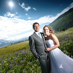 Girdwood Wedding: Megan & William Around Girdwood