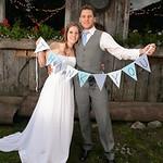 Girdwood Wedding: Megan & William at Crow Creek Mine by Chris Beck
