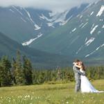 Girdwood Wedding: Megan & William Around Girdwood