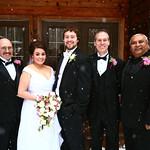 Girdwood Wedding: Renee & Jesse at Raven Glacier Lodge  by Joe Connolly