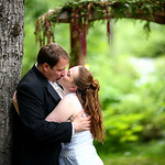 Girdwood Wedding: Ellen & Bob at Raven Glacier Lodge by Joe Connolly