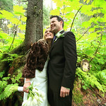 Girdwood Wedding: Serena & Jason Around Girdwood by Heather Thamm