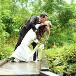 Girdwood Wedding: Serena & Jason Around Girdwood by Heather Thamm