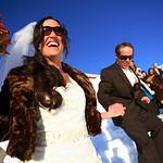 Girdwood Wedding: Katie & Clint at Alyeska by Joe Connolly