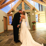 Girdwood Wedding: Summer & Stephen at Our Lady of the Snows