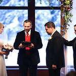 Girdwood Wedding: Svetlana & Phillip at Alyeska Resort by Joe Connolly
