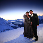 Girdwood Wedding: Svetlana & Phillip at Alyeska Resort by Josh Martinez